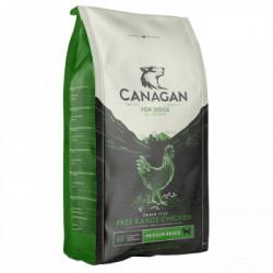 Hrana uscata pentru caini Canagan Adult cu pui 2 kg