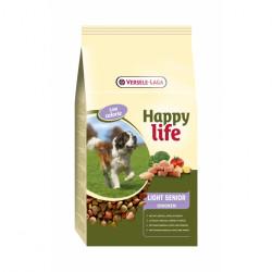 Hrana uscata pentru caini HAPPY LIFE SENIOR CHICKEN - 15 KG