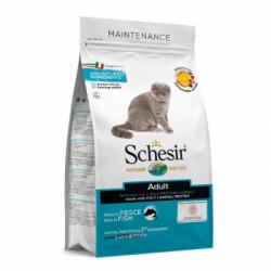 Hrana uscata pentru pisici Schesir Cat adult peste 400 g