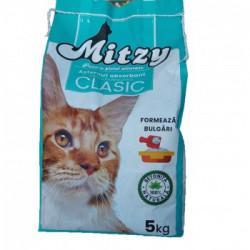 Nisip pentru litiera Mitzy Clasic 5 kg