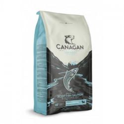 Hrana uscata pentru caini Canagan Adult cu somon 2 kg