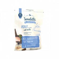 Hrana uscata pentru pisici Sanabelle Adult cu pastrav 400 g