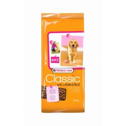 Hrana uscata pentru caini CLASSIC LAMB&RICE (MIEL & OREZ) 20 KG.