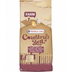 Furaj pentru pui de carne 1-21 zile Top Broiler St Crumble, 20 kg