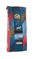 Hrana pentru cai energici ACTION PELLET
