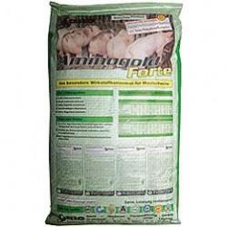 Premix vitamine si minerale pentru porci la ingrasat Aminogold Forte Sano 25 kg