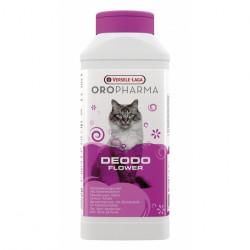 Deodorant tava litiera – pisici (Flori) Oropharma 750g