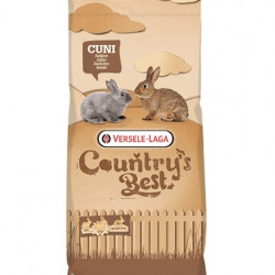 Furaj pentru iepuri cu sistem digestiv sensibil Cuni Fit Sensitive, 20 kg