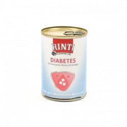 Hrana umeda pentru caini Rinti Diet Diabetic 400 g