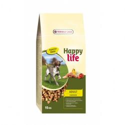 Hrana uscata pentru caini HAPPY LIFE PUI 15 KG