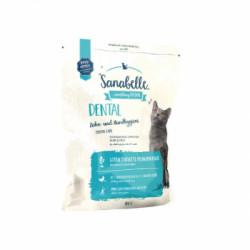 Hrana uscata pentru pisici Sanabelle Dental 400 g