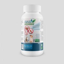 Pudra antiparazitara pentru caini si pisici NBP 100 g