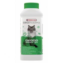 Deodorant tava litiera – pisici (Ceai verde) Oropharma 750g