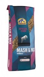 Hrana pentru cai usor de digerat MASH-MIX EXPERT (Recuperare dupa efort)