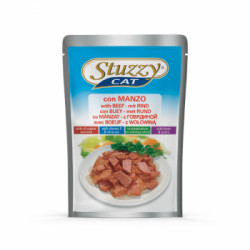 Hrana umeda pentru pisici Stuzzy Plic Vita 100 gr