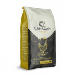 Hrana uscata pentru caini Canagan Grain Free Large Breed cu pui 2 kg