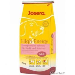 Hrana uscata pentru caini cu somon si pasare de curte Josera High Energy