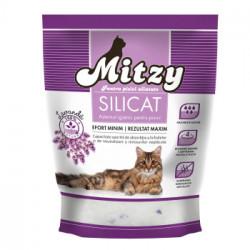 Asternut igienic pentru litiera cu lavanda Mitzy 3.8 L