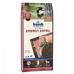 Hrana uscata pentru caini Bosch Adult Energy Extra 15 kg