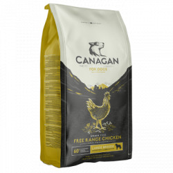 Hrana uscata pentru caini Canagan Grain Free Large Breed cu pui 12 kg