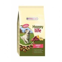 Hrana uscata pentru caini HAPPY LIFE ADULT MIEL 15KG