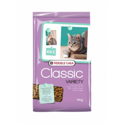 Hrana uscata pisici OKE Classic Variety 4 kg