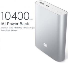 Poze Xiaomi Mi Power Bank, Baterie, Acumulator extern 10400 mAh, Universal, 1 USB