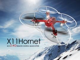 Poze Drona SYMA X11 Hornet, 2.4Ghz Quadcopter 4CH, Mini Drona