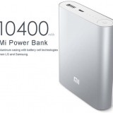 Xiaomi Mi Power Bank, Baterie, Acumulator extern 10400 mAh, Universal, 1 USB