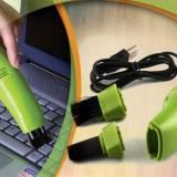 Mini Aspirator de birou si calculator cu alimentare USB