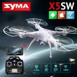 Drona SYMA X5SW cu camera HD FPV, Gyroscope, Control iOS sau Android