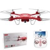 Drona Syma X5UW Camera HD FPV REAL TIME, Auto Mentinere Altitudine, Control iOS/Android