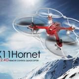 Drona SYMA X11 Hornet, 2.4Ghz Quadcopter 4CH, Mini Drona