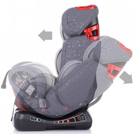 Scaun auto Chipolino Orbit 0-36 kg granite