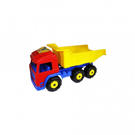 Camion - Silver, 70x26x32 cm, Polesie