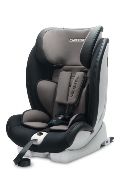 Scaun auto Caretero VOLANTEFix ISOFIX 9-36 Kg Graphite
