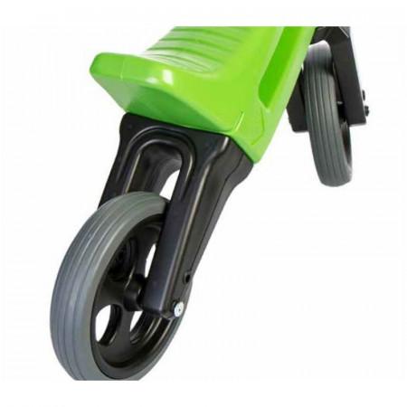 Bicicleta fara pedale Funny Wheels RIDER SPORT 2 in 1 Green