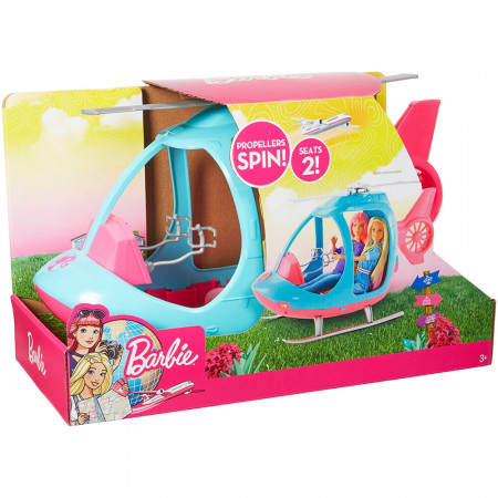 Elicopter Barbie by Mattel Travel