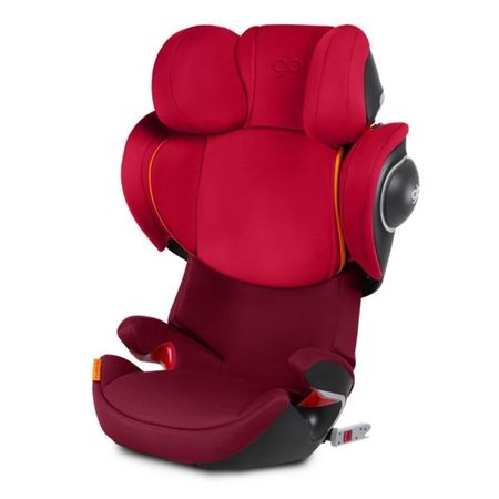 Scaun auto grupa 15-36 kg gb Elian-fix Dragonfire Red