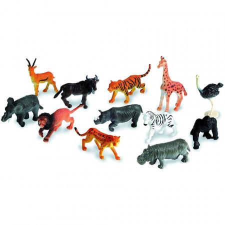 Set pentru sortat - Animalute din jungla