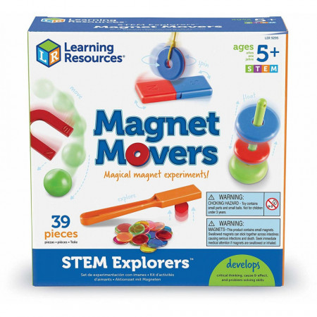 Set STEM - Magie cu magneti