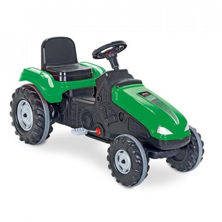 Tractor cu pedale Pilsan MEGA Verde