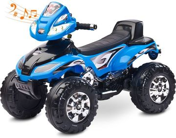 ATV electric Toyz QUAD CUATRO 6V Blue
