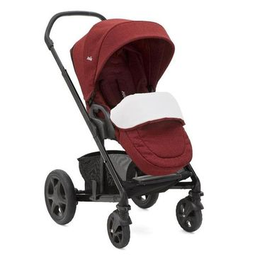 Joie – Carucior multifunctional Chrome Deluxe Cranberry 2 in 1 - Limited Edition