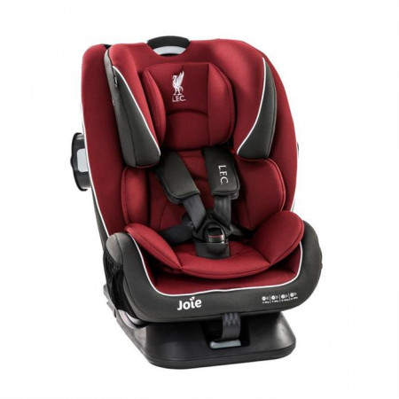 Joie – Scaun auto Isofix Every Stage FX Liverpool Red, 0-36 kg