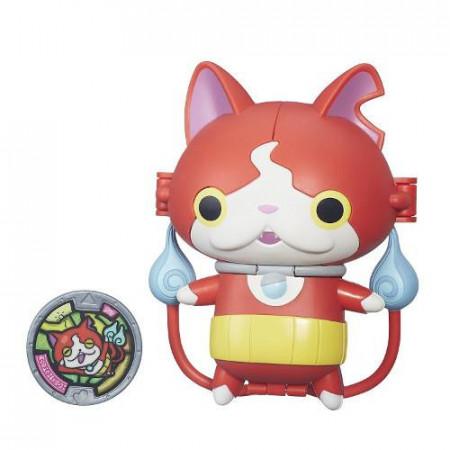 Yo-Kai - Figurina Convertibila Jibanyan - Baddinyan