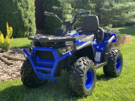 ATV electric pentru copii Desert 900 (XMX607) albastru