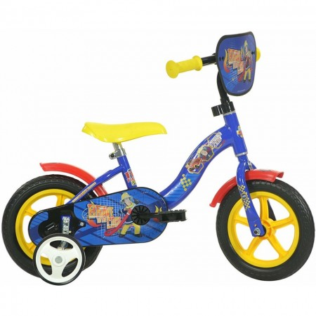 DINO BIKES Bicicleta copii 10'' - POMPIERUL SAM