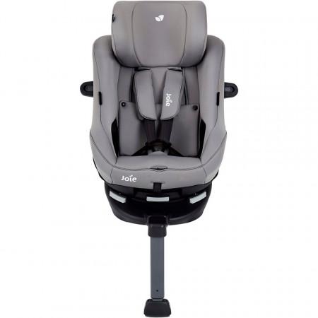 Joie - Scaun auto Rotativ cu Isofix Spin 360 GT Gray Flannel, 0-18 kg