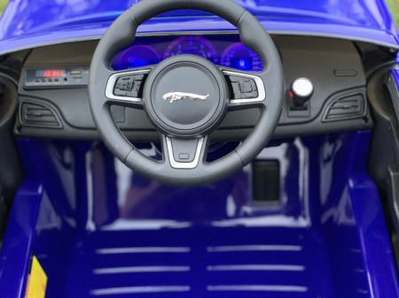 Masinuta electrica JAGUAR F-PACE Blue